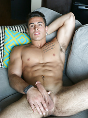 Handsome Hunk Taylor Shift JERKS His COCK For You by Gayhoopla image #7