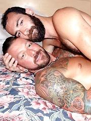 Hugh Hunter and Stephen Harte by Bareback That Hole image #11