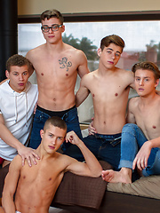 Breathe. Blake Mitchell, Sean Ford, Joey Mills, Wes Campbell, Corbin Colby by Helix Studios image #8