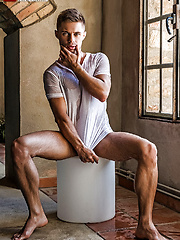 Klim Gromov Bottoms For Rico Marlon's Uncut Cock by Lucas Entetainment image #10