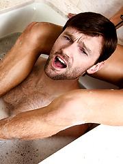 Bath Time -  Dennis West and Xander Brave by Men image #7