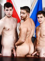 Textual Relations Part 3 - Noah Jones, Will Braun, Jackson Grant by Men image #10