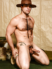 Drill The Sergeant - Aspen, Damien Kyle, Tanner Tatum by Men image #13