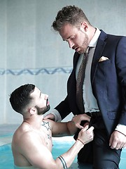 Cool It! Starring Logan Moore & Sunnny Colucci by Men at Play image #10