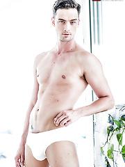 Rico Marlon, Damon Heart, Cody Winter. Bareback Double Penetration by Lucas Entetainment image #12