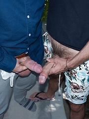 Danny Blue and Sam Green by Alpha Male Fuckers image #7