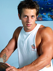 Forest Winters, hot muscle stud