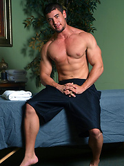 Jason Crystal massage and handjob