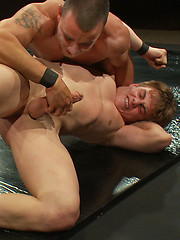 It\\\'s hot bodies, hard wrestling, big cocks and a brutal suck and fuck finale when a muscle stud fights a sexy all-American jock - winner fucks loser.