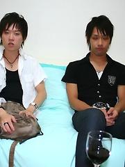 16 photos of a hot and hung Japanese stud \\\'Naoto\\\'!