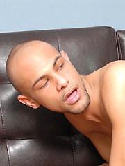 MaxaMillion and Tone gay interracial scene