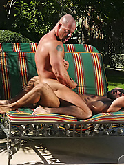 Massive men Zak Spears cand Carlo Masi fucking