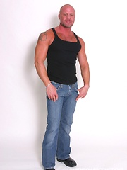 Muscle man Brad