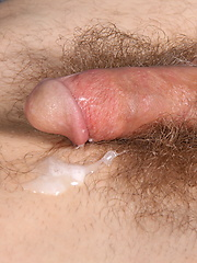Horny college twink Chip serviced