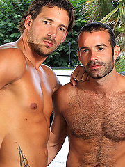 CARWASH - Enzo and Mike