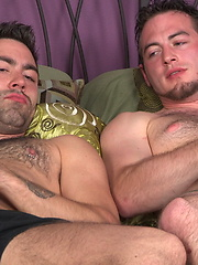 Austin and Stone. Hot hairy studs fucking