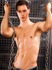 Brunette czech boy naked