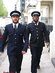 Marcus Troy and Sean Silver - interracial fuck