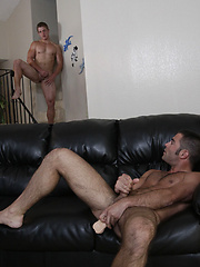 Marcus Mojo in a gay sex orgy
