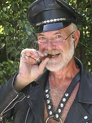 Thom Daddy - hairy old man