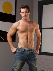 Hairy stud Trent Locke