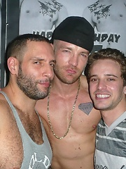 Gay Porn Sensation Jake Bass\\\'s 21st B-Day Party