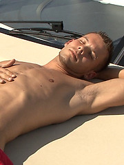 He moved that gorgeous body and hardening cock in to the cockpit where it all gets exceptionally hot.