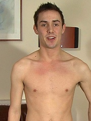 Well, this delicious young man battled the snow and harsh conditions (travelling for 13 hours!) to dazzle us with his gorgeous eyes, slim physique and an absolutely suckable cock