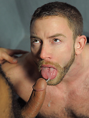 Pigs Alessio Romero and Shay Michaels Spit Piss and Flip-Fuck