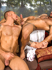 Adam Killian and Franchesco D\\\\\\\'Macho fucking
