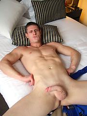 Horny Aussie Boy Shaun Michael getting off with Ben
