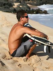 Meet hot jock Dante from Hawaii