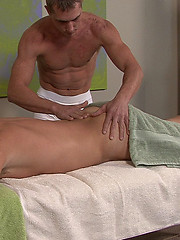 Race n Rocco massage and oral sex
