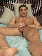 Gram jacking off muscle cock