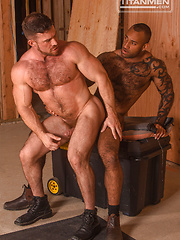 BEEF: Liam Knox & Daymin Voss