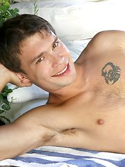 BELAMI MODEL OF THE WEEK: Tim Campbell
