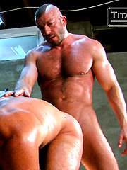 Bad Cop: Scene 3: Hunter Marx & Damien Stone