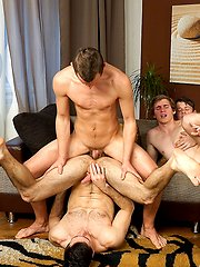 Wank Party #92, Part 2 - Raw