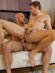 Straight Seduction Adam Russ and Max Adonis