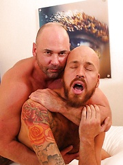 Tyler Reed and Parker Logan