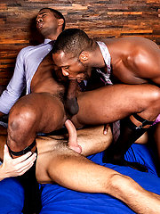 Jeffrey Lloyd, Sean Xavier, Andre Donovan - Black Business Cock