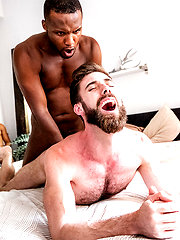Andre Donovan, Jason Cox, Mike Maverick in Interracial Cuckold Fantasy