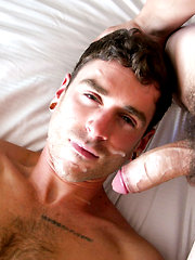 Cayden can't resist his Latin lover's thick dick.