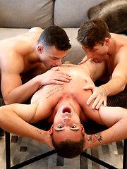 Kellan Hartmann, Price Hogan, and Rico Vega Hook Up