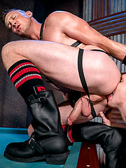 The Fetish Bar by Fetish Force / Raging Stallion. Directed by  Tom Moore