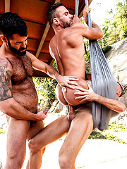 Logan Rogue And Victor D'angelo Fuck Manuel Skye