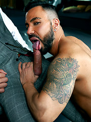 THE MANSION. Starring DENIS VEGA & Introducing NOEL SANTORO