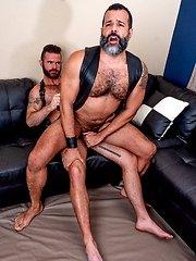 Brendan Patrick and Sterling Johnson