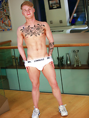 Blond Young Personal Trainer Craig