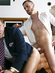 Logan's Butler. Logan Moore & JP Dubois